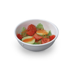 <strong>Life/form®</strong> Salad with French Dressing Food Replica