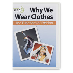 Why We Wear Clothes DVD