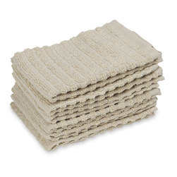 Ritz® Royale Dishcloths - 12 in. x 13-3/4 in. - Pack of 6