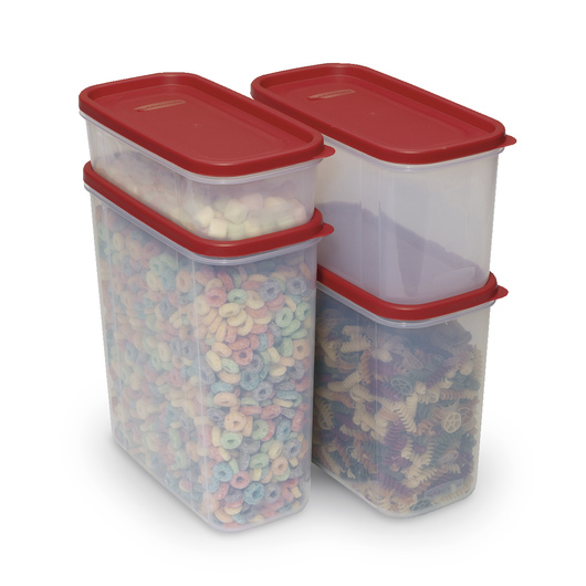 Rubbermaid® Modular 8-Piece Canister Set