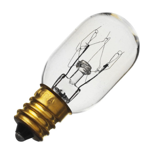 Sewing Machine Light Bulb - 3/8 in. Screw Base Light