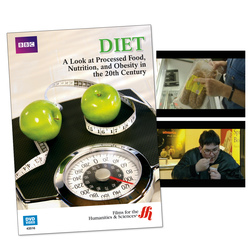 Diet: A Look at Processed Food, Nutrition, and Obesity in the 20th Century DVD