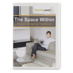 The Space Within: People, Design, & the Room DVD