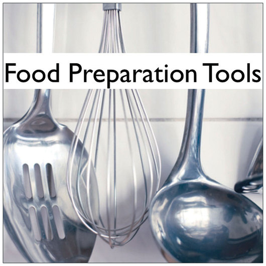 Lesson Manuals with PowerPoint® - Foods - Food Preparation Tools