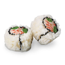Nasco California Sushi Rolls Food Replica