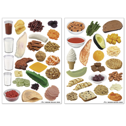 Nasco Food Cling Set III