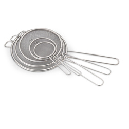 HIC Essentials® Strainers. Set of 5