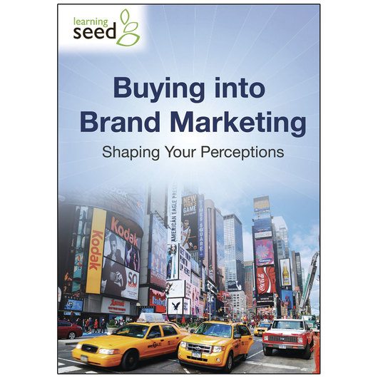 Buying Into Brand Marketing: Shaping Your Perceptions