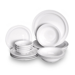 Supermel Dinnerware
