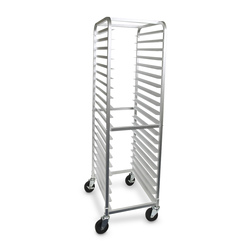 Aluminum Bun Pan Rack, 20-Tier