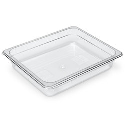 Poly-Carb Half-Size Food Pan