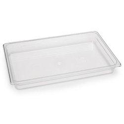 Poly-Carb Full-Size Food Pan