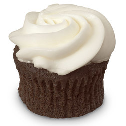 Nasco Cupcake Food Replica - Chocolate