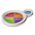 MyPlate Paper Plates