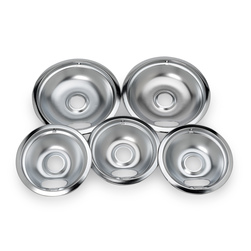 Five-Piece Drip Pans