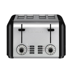 Cuisinart® Compact Stainless Four-Slice Toaster