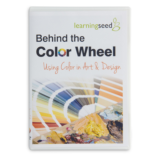 Behind the Color Wheel: Using Color in Art & Design DVD