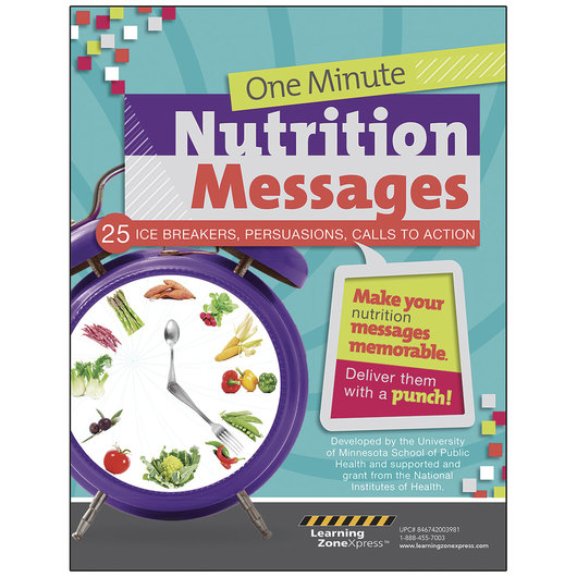 One-Minute Nutrition Messages