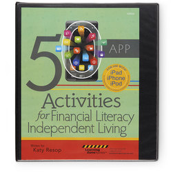 50 App Activities for Financial Literacy and Independent Living