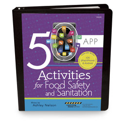 50 App Activities for Food Safety and Sanitation