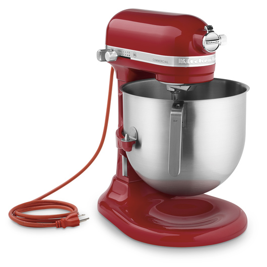 KitchenAid® 8-Qt. NSF® Commercial Stand Mixer - Red