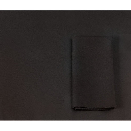 20 in. x 20 in. Napkin - Black
