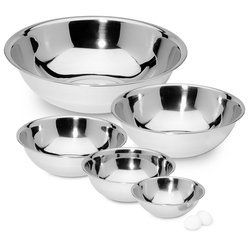 Vollrath® Stainless Steel Mixing Bowls