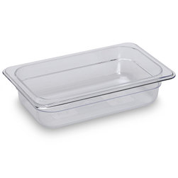 Poly-Carb FourthSize Food Pan