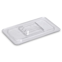 PolyCarb Cover for Fourth-Size Food Pan