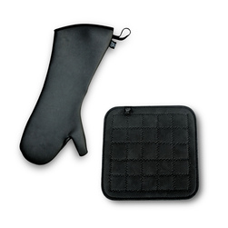 Ultigrips Oven Mitt & Hot Pad