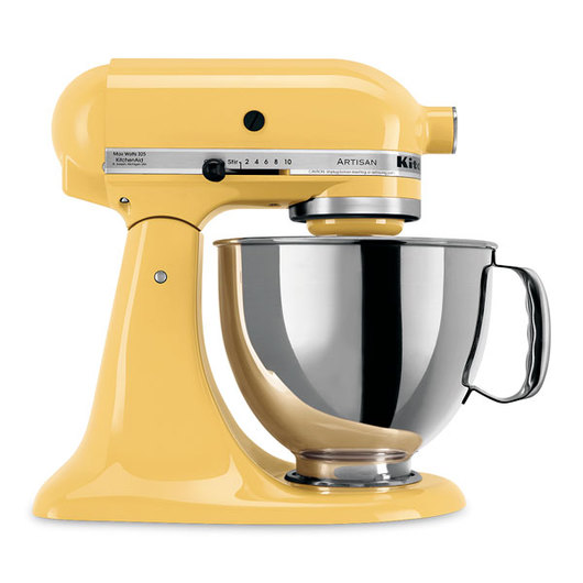 5 Qt. KitchenAid® Artisan Mixer - Yellow