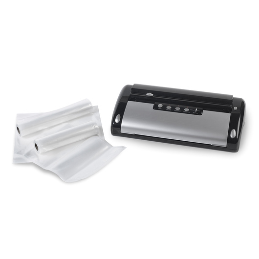 NESCO® Black and Silver Food Vacuum Sealer