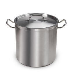 Vollrath Optio Stainless Steel Stockpot with Cover