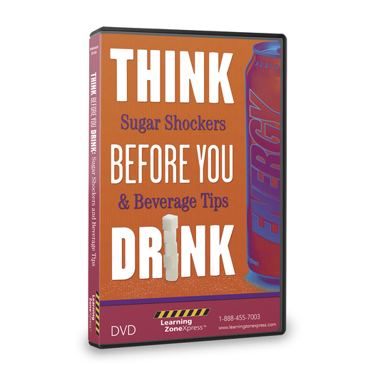 Think Before You Drink: Sugar Shockers™ & Beverage Tips DVD