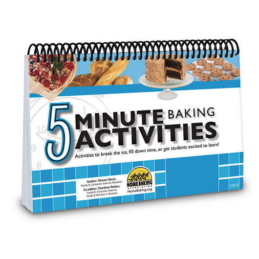 5-Minute Baking Activities