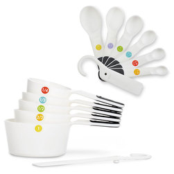 Good Grips® Measuring Cups and Spoons Set - Black