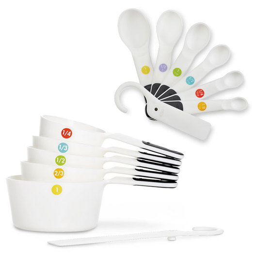 Good Grips® Measuring Cups and Spoons Set - White