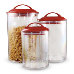 Acrylic Canister Set