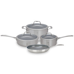 Zwilling Spirit 7Piece Thermolon Coated Cookware Set