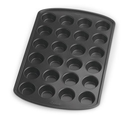 Wilton® Perfect Results Bakeware - 24-Cup Mini Muffin Pan