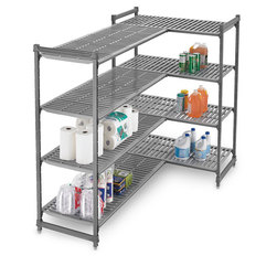 Cambro® Camshelving® Basics Series - Shelving Add-On Unit