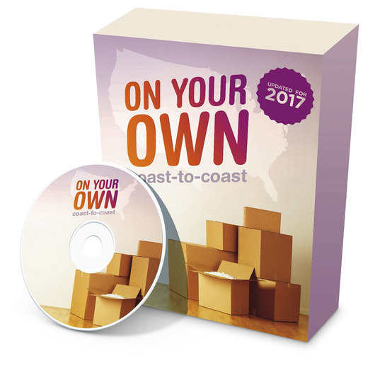 On Your Own Coast-to-Coast - Single License