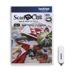 Brother™ ScanNCut Pattern - Quilt