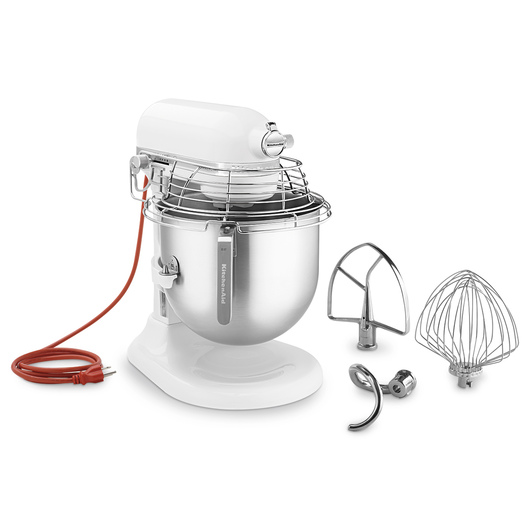 KitchenAid® 8-Qt. Commercial Stand Mixer with Bowl Guard | Hand ...