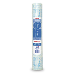 Con-Tact® Brand Adhesive Covering 18 in. x 60 ft. - Clear Gloss