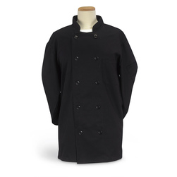 RITZ® Chef Coat - Black - Large