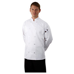 RITZ® Chef Coat - White, Large