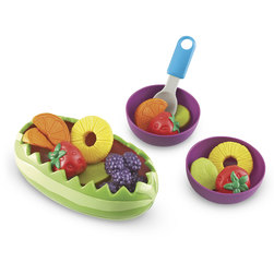 New Sprouts Healthy Foods, Fresh Fruit Salad Set