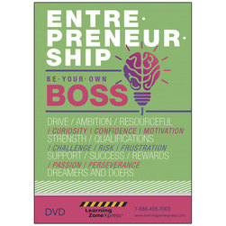 Entrepreneurship: Be Your Own Boss