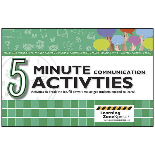5-Minute Communication Activities